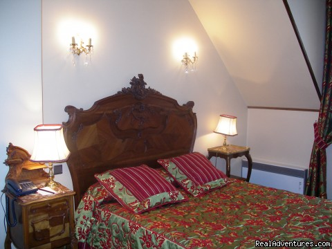 Single room (#5 of 21) - Hotel Le Cep****