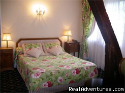 Double room (#6 of 21) - Hotel Le Cep****