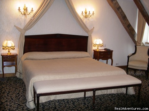 Suite (#7 of 21) - Hotel Le Cep****