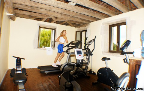 Micro fitness centre (#9 of 21) - Hotel Le Cep****