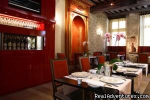 Restaurant Loiseau des Vignes (#12 of 21) - Hotel Le Cep****
