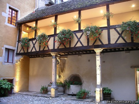 Courtyard St Felix (#15 of 21) - Hotel Le Cep****