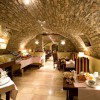 Breakfast vaulted cellar