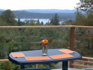 The Salt Spring Way B&B with private ocean views Salt Spring Island, British Columbia Bed & Breakfasts