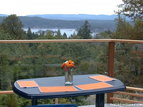 The Salt Spring Way B&B with private ocean views
