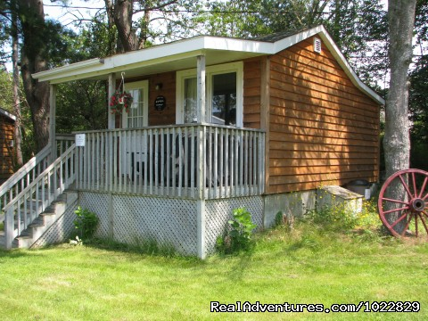 Aspotogan Cottage - sleeping cabin with kitchenette - Anchorage House & Cottages