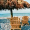 Your own Tiki Hut on your own beach