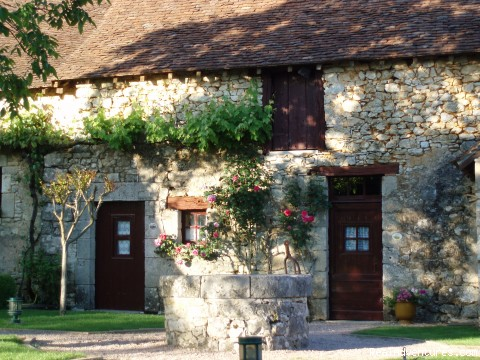 Hotel L'enclos: tournesol cottage