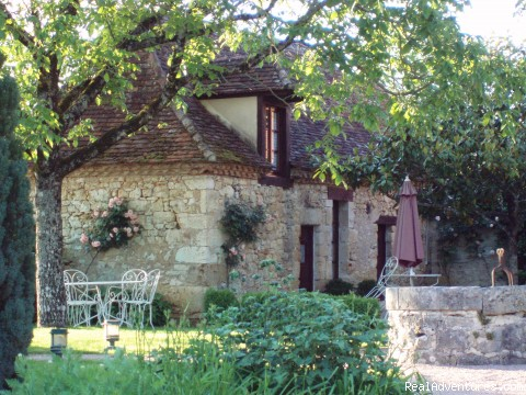 rose cottage - Hotel L'enclos