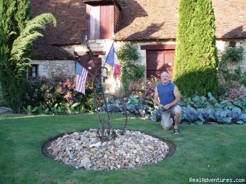 l'enclos gardens - Hotel L'enclos