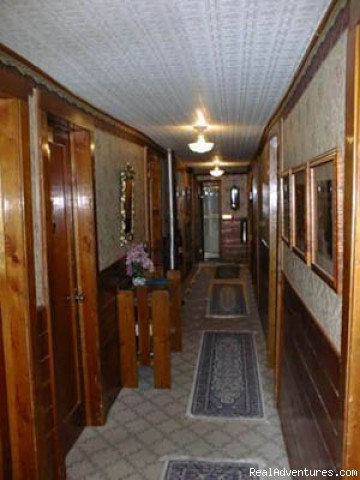 Main Lodge Hallway - Frisco Lodge