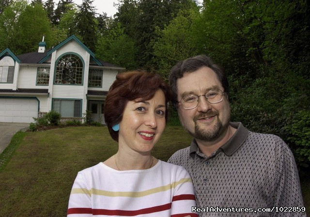 Your Hosts (#5 of 17) - Vancouver area - Green Gables Bed and Breakfast