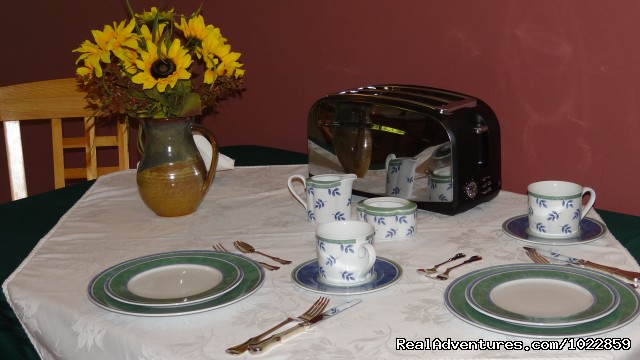 - Vancouver area - Green Gables Bed and Breakfast