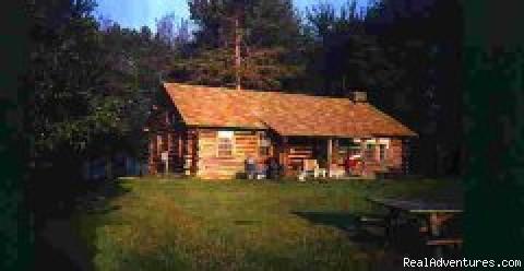 Photo #3 - Cabinhill Log Cabin on Tyler Lake