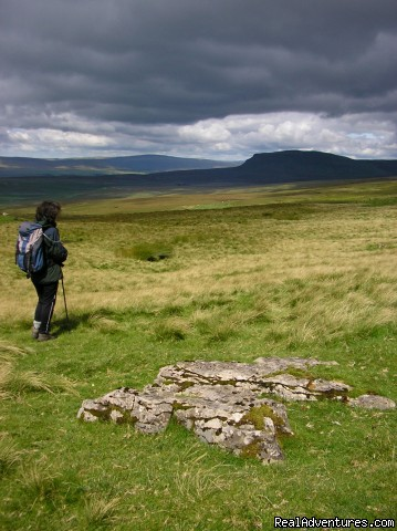Three Peaks country, Yorkshire Dales (#4 of 4) - Curlew Guided Walking
