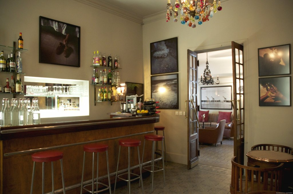 The bar of the Hotel Nord-Pinus | Image #3/24 | GRAND HOTEL NORD-PINUS a hotel with a soul