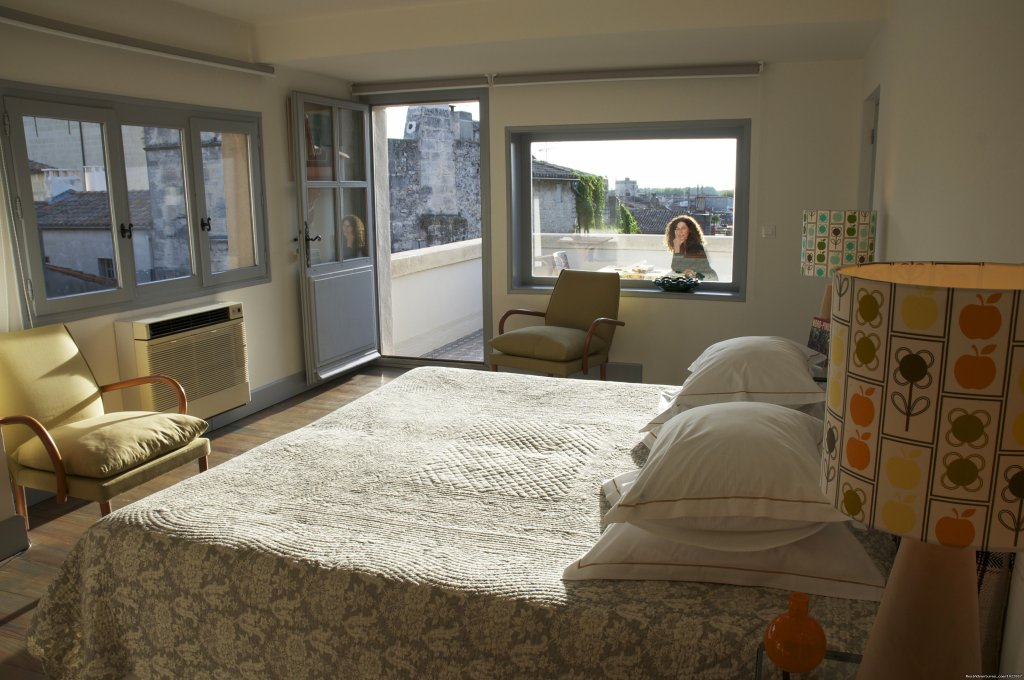 A DE LUXE + room with terrace | Image #8/24 | GRAND HOTEL NORD-PINUS a hotel with a soul
