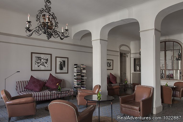 The lobby | Image #11/24 | GRAND HOTEL NORD-PINUS a hotel with a soul