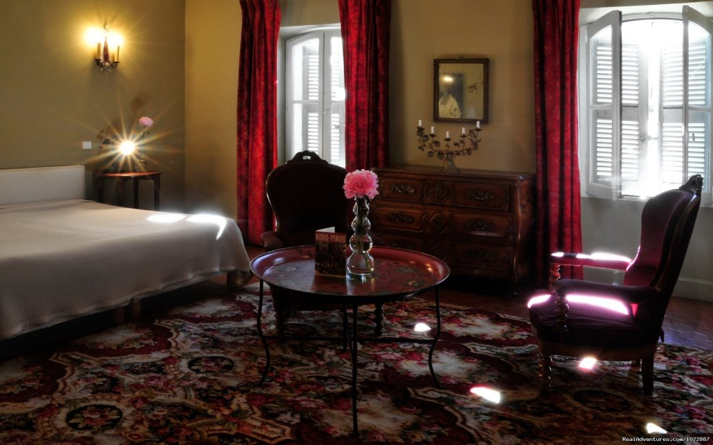 A DE LUXE room | Image #15/24 | GRAND HOTEL NORD-PINUS a hotel with a soul