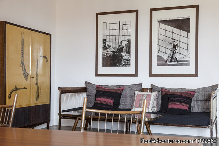 Livingroom of the appartment | Image #17/24 | GRAND HOTEL NORD-PINUS a hotel with a soul