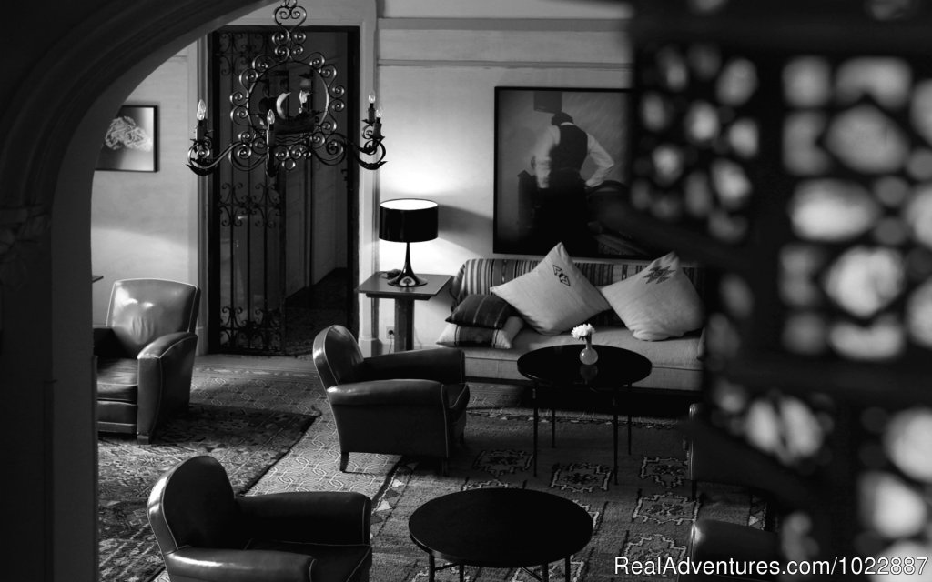The Lobby | Image #19/24 | GRAND HOTEL NORD-PINUS a hotel with a soul