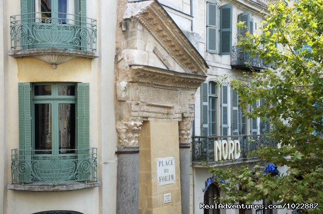 GRAND HOTEL NORD-PINUS a hotel with a soul Hotels & Resorts Arles, France