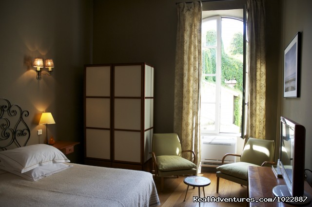 A SUPERIOR room - GRAND HOTEL NORD-PINUS a hotel with a soul