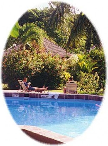 Poolside (#2 of 10) - Kariwak Village Hotel and Holistic Haven Tobago