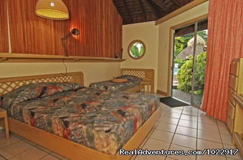 Room Interior - Kariwak Village Hotel and Holistic Haven Tobago