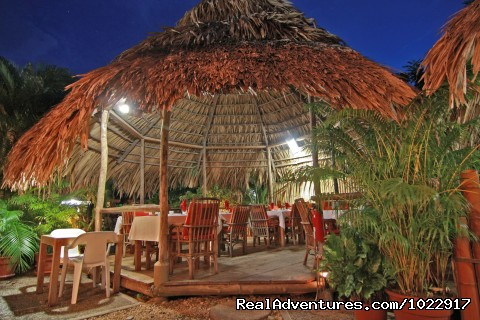 Restaurant - Kariwak Village Hotel and Holistic Haven Tobago
