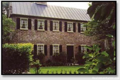 Charleston SC's Charlotte Street Cottage Charlotte Street Cottage