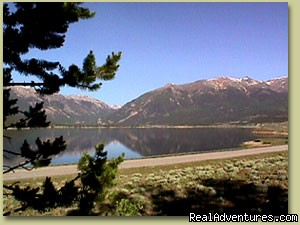 Colorado's largest glacial lake | Image #1/7 | Twin Lakes, Colorado  | Bed & Breakfasts | A Bed & Breakfast that Matches the Mt's! Come See!