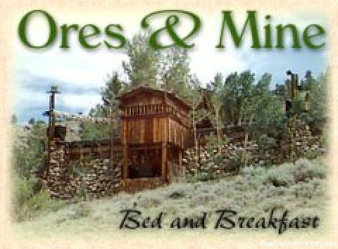 A Bed & Breakfast that Matches the Mt's! Come See! A Bed & Breakfast that matches the mountains.