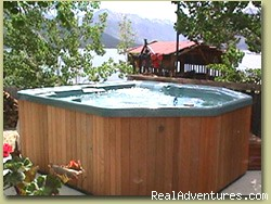 Photo Invigorating! At it's best - A Bed & Breakfast that Matches the Mt's! Come See!