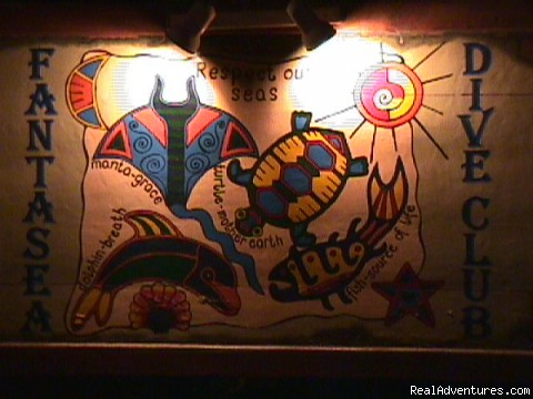 - Fantasea Dive Club