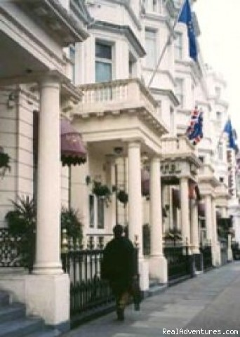 The Park International Hotel London, United Kingdom Bed & Breakfasts