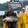 Legendary Alaska Sportfishing - Waterfall Resort Santa Barbara, Alaska Fishing Trips