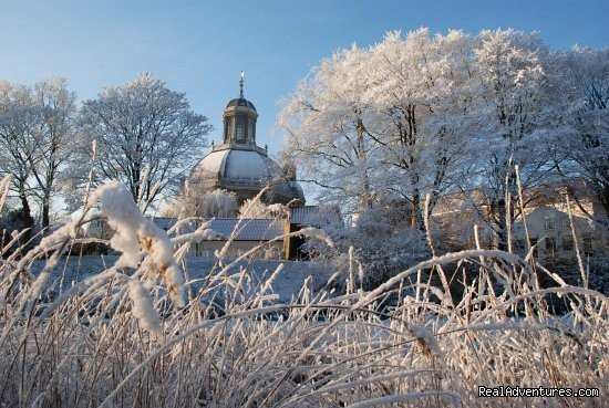 Winter in Flanders | Image #24/24 | 't Staaksken , a place for garden lovers