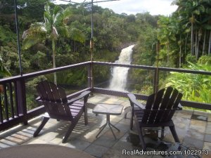 The Inn at Kulaniapia Falls Hilo, Hawaii Bed & Breakfasts