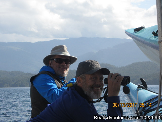 Best Kayak Trips Johnstone Strait
