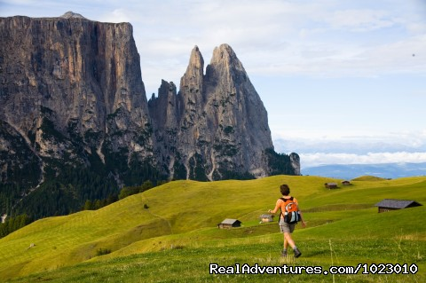 The Dolomites Walking Tour (#4 of 9) - Backroads Italy Bike Tours