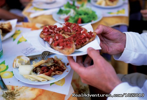 Bruschetta on Backroads Italy Trip (#6 of 9) - Backroads Italy Bike Tours