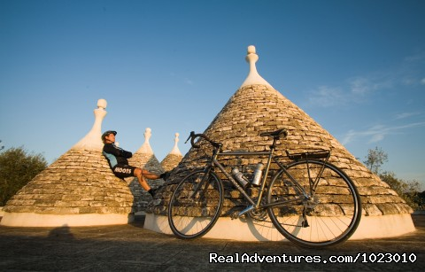 Puglia Biking Trip - Backroads Italy Bike Tours