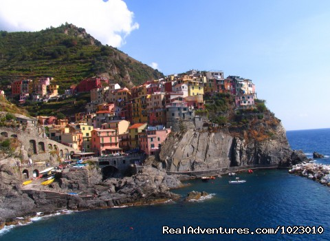 Cinque Terre - Backroads Italy Bike Tours
