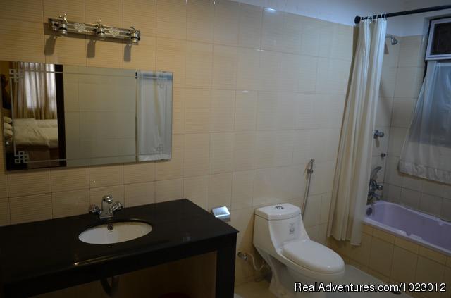 Hotel Ganesh Himal Super deluxe room