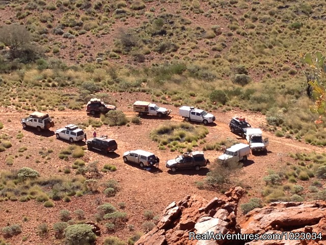 Escorted Self-drive Tours to Outback Australia: Explore the Australian outback in the safety of a convoy