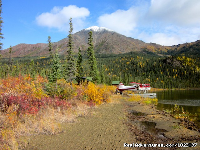 We'll meet you on the beach - Alaska's Iniakuk Lake Wilderness Lodge