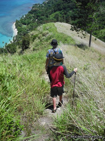 Trekking - Dive Kadavu / Matana Beach Resort
