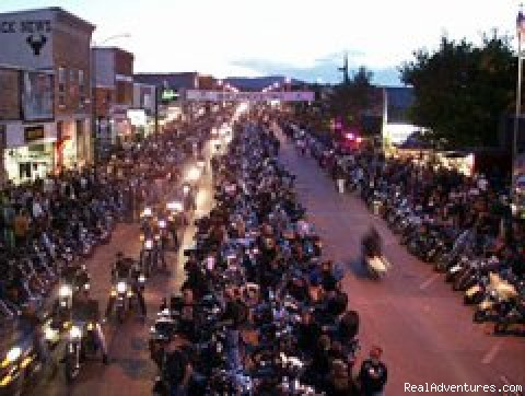 Everything Sturgis: Main Street Sturgis