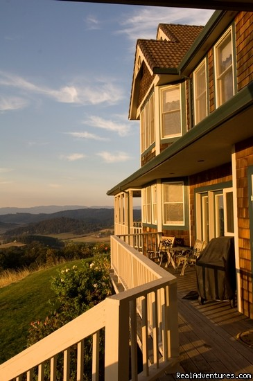 Breathtaking! | Image #6/7 | Oregon's Premier Wine Country Inn - Youngberg Hill